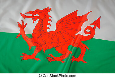 Flags of Wales - Flags of Wales