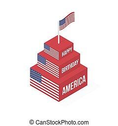 Happy Birthday America.