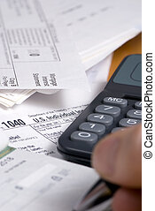 Taxes 2 - That dreaded time of year... tax time