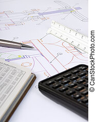 Engineering Design 3 - Engineering Drawings and tools on a...