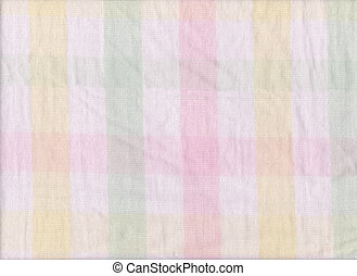 Bright colors of scots pattern fabric texture. - Bright...