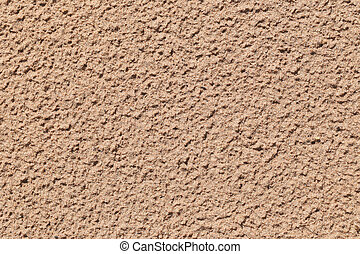 brown surface of sand texture.