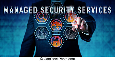 IT Specialist Pressing MANAGED SECURITY SERVICES - IT...