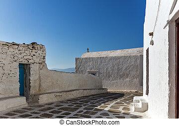 church in Mykonos, Greece
