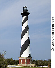 Cape Hatteras Lighthouse, NC - The Cape Hatteras Lighthouse...