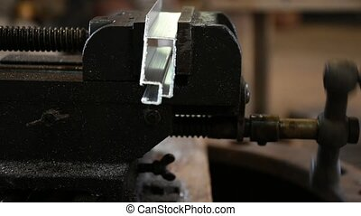 Bench vise tool and stainless - Bench vise tool is equipment...