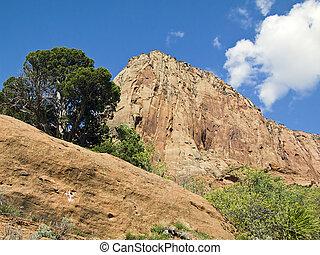 Zion National Park, Kolob Canyons