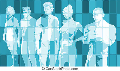 Team Spirit in Business - Team Spirit On a Mission in...