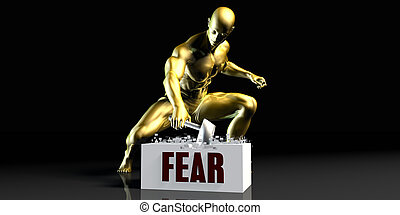 Fear - Eliminating Stopping or Reducing Fear as a Concept