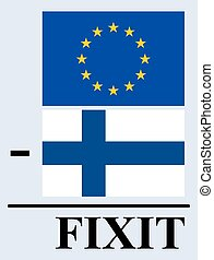 Fixit (Finland withdrawal from EU) - Fixit (Finland...