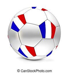 サッカー, Ball/Football, フランス