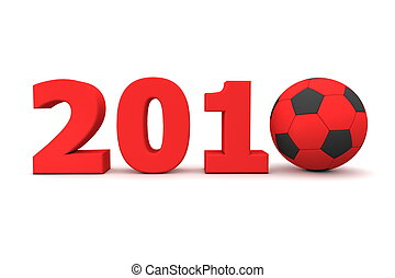 Football Year 2010 - Red