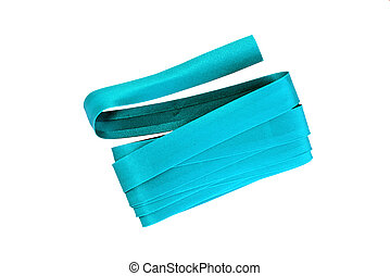 Turquoise bias binding - Pretty shade for this traditional...