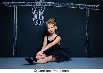little black swan