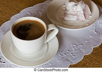 coffe, och, lokum,