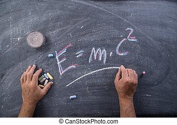 Energy representation formula - Representation of the energy...