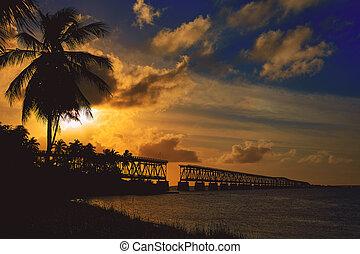 Florida Keys Bahia Honda Park US