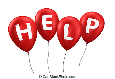 Help Sign Balloons