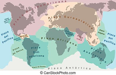 Tectonic Plates SPANISH TEXT - Tectonic Plates - SPANISH...