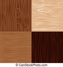 Wooden texture seamless backgrounds