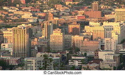 Portland, Oregon - Downtown Portland, Oregon