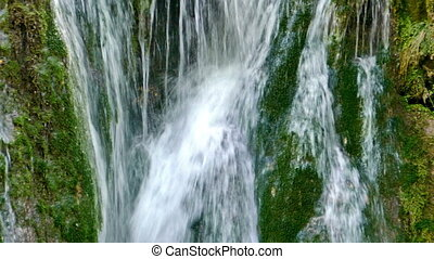 Waterfall Bigar, Romania 5 - Waterfall Bigar in summer...