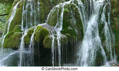 Waterfall Bigar, Romania 6 - Waterfall Bigar in summer...