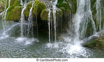 Waterfall Bigar, Romania 8 - Waterfall Bigar in summer...
