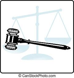 dispensation, Justicia