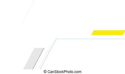 Minimal abstract tech geometric motion design - Minimal...
