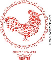 Oriental Happy Chinese New Year