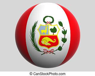 Peru - National Flag Peru