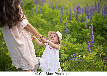 happy moments of parenthood