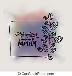 adventures in family design