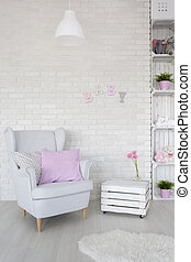 Eco-friendly decorative ideas for a baby room - Cosy...