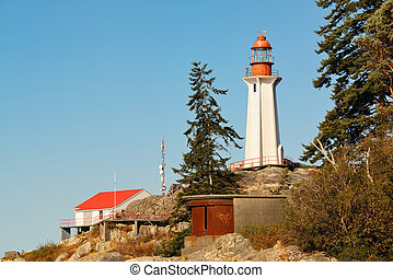 Point Atkinson Light House