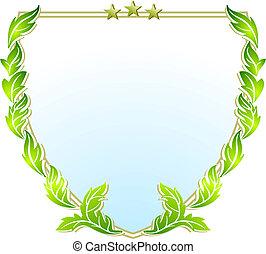 crest sign
