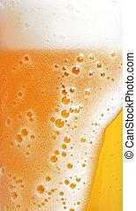 fim, cima, Cerveja
