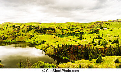 Rolling Hills and Grasslands - The Rolling Hills and...