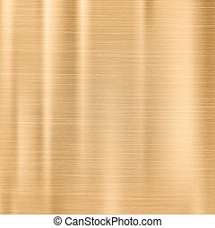 Metall texture background - Yellow metal texture background...