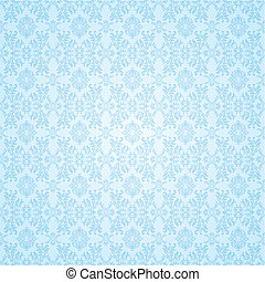 gothic blue seamless wallpaper - Pale Blue subtle seamless...