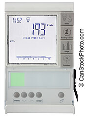 Smart Electricity Meter Display - Residential smart...