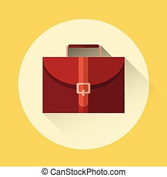 Briefcase Business Icon