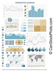 element eleven - infographic elements, web technology icons...