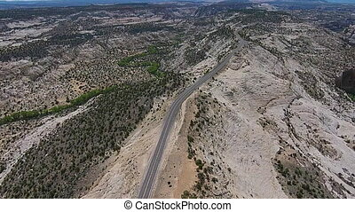 Scenic Byway Utah Route 12 Escalante to Boulder The Hogback...