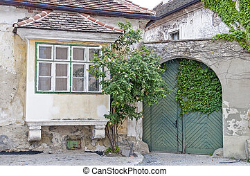 Rust, Austria - House in town Rust in Burgenland, Austria by...