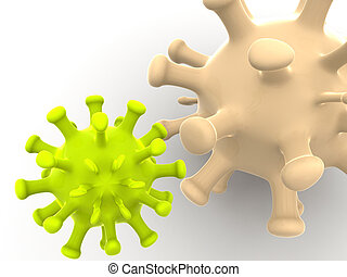 microbe 3d