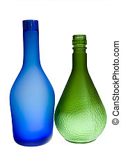 Beautiful Bottles Of Alcoholic Drinks