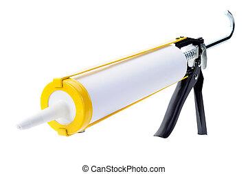 Caulking Gun - Metal Building Contractors Caulking Gun Tool