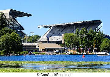 Seattle, WA - March 23, 2011: University of Washington -...